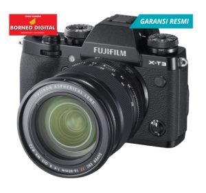 Mirrorless Fujifilm X-T3 Kit 16-80